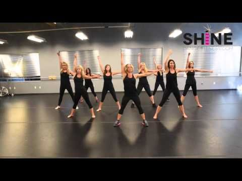 "Nick Jonas ""Chains"". SHINE DANCE FITNESS - YouTube"