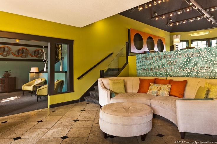Apartment decoration ideas in Kennesaw, GA.