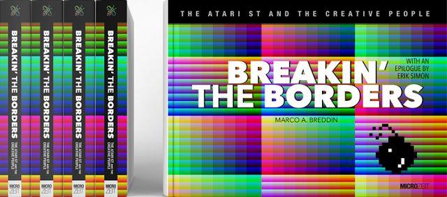 Atari ST games: Breakin' The Borders