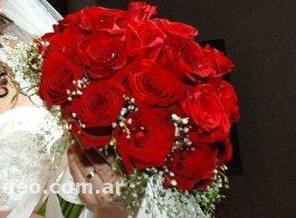 ramo de rosas...