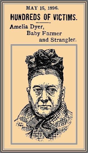 32 Best Images About Amelia Dyer And The Baby Farm Murders