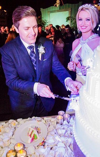 Holly Madison Sister Wedding Dress