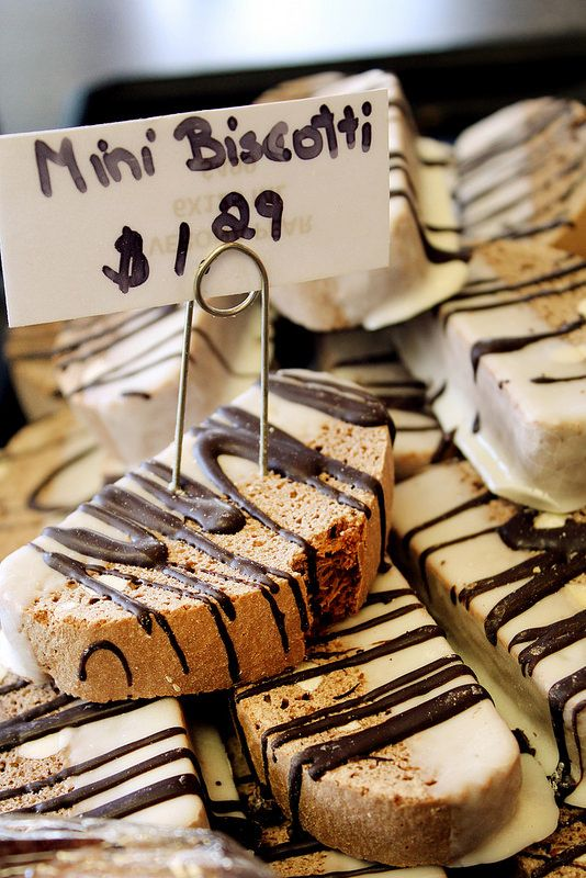 Biscotti | Italia Bakery | Vancouver