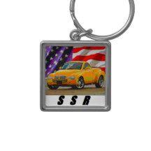 Chevy SSR Keychain