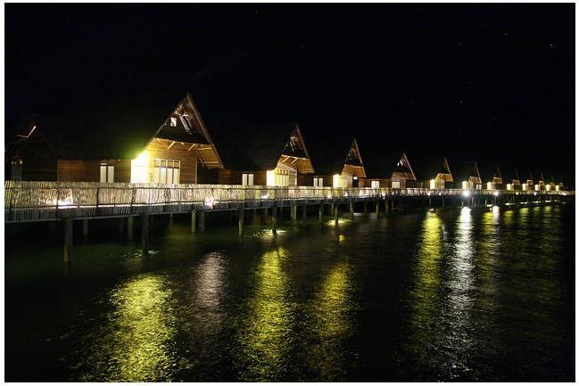 Pantai Telunas Pulau Sugi, Tempat Liburan Favorit para Bule di Tanjungbalai Karimun