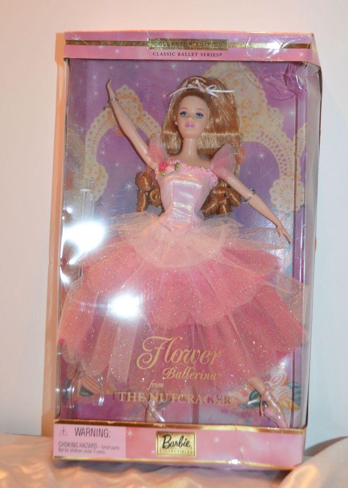 0a26358eaa8 Mattel Flower Ballerina from The Nutcracker Barbie 2000 #Mattel #Dolls