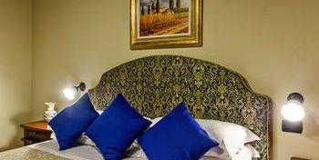 La Fiorita Farmhouse - Cortona - Stanza da letto