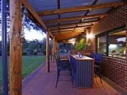 The Verandah A verandah requires careful planning due to the fact it's far here that you transition from the outside of your private home to the internal. A roofed and open, or partially open, portion of a house, a verandah is greater than just an entryway to your property. It is here you could play
