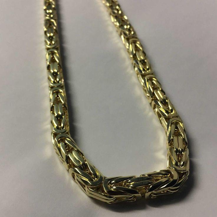 Königskette 585 Gold
