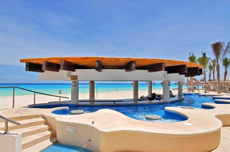 Sensational Swim-Up Bars....