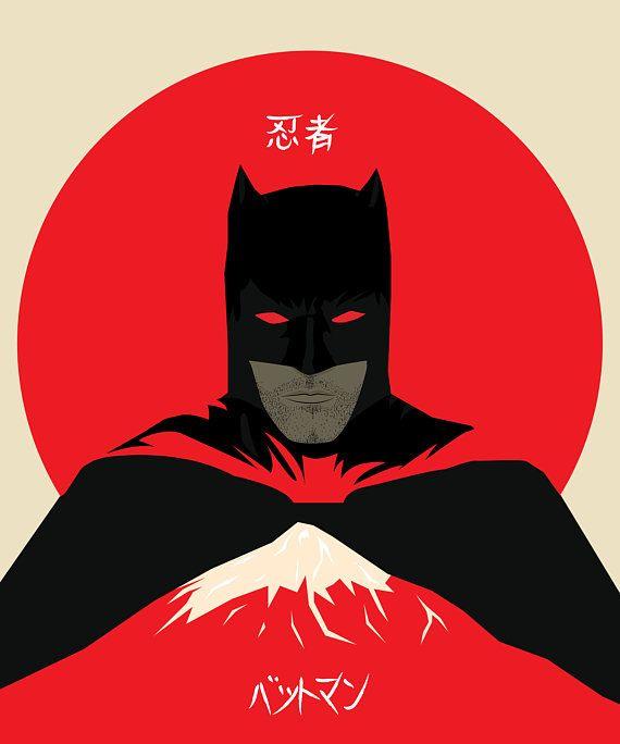 Batman Ninja Batman Ninja Superhero Art Batman Comic Books