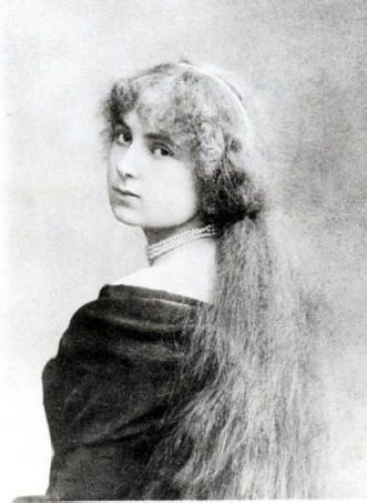 Maria harduin di gallese principessa di montenevoso 1864 for Principessa romana