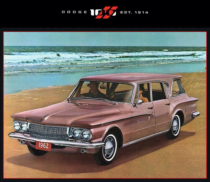 "1962 DODGE LANCER ""770"" STATION WAGON - (USA) 