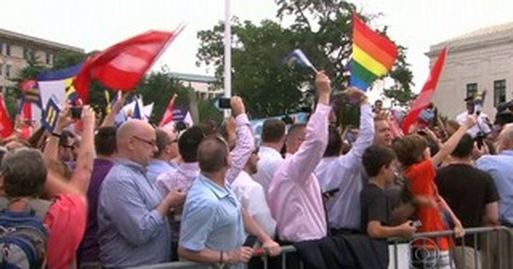 Suprema Corte dos EUA aprova o casamento gay em todo o país