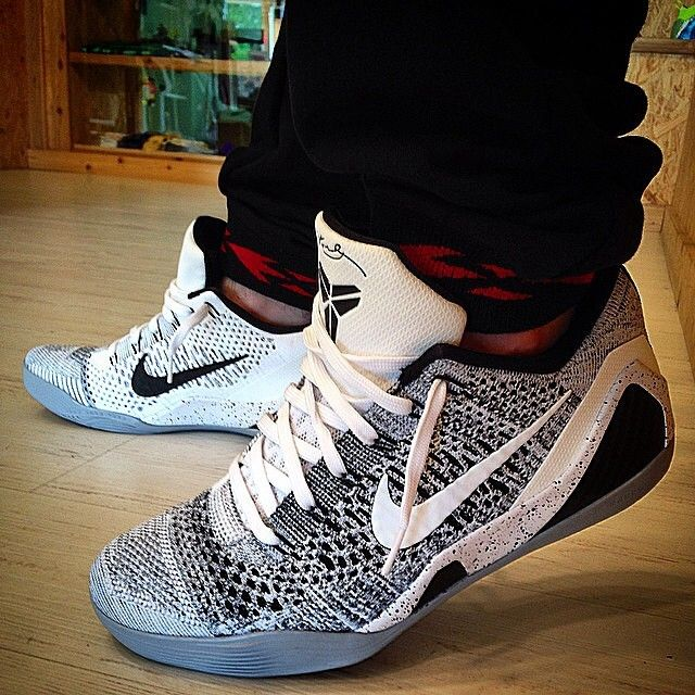 4db665258dae Nike Kobe 9 Elite Low