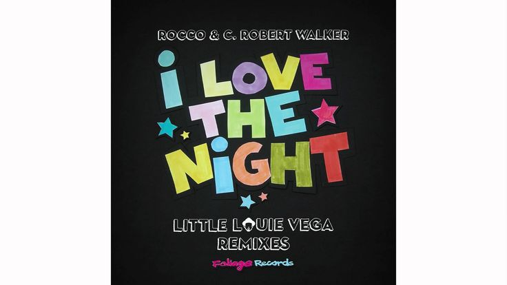 "C Robert Walker)) ·  Now something a little House and Re-Mixed by Grammy winning producer Little Louie Vega, song no. 1 on Traxsource and number 1 in UK SOHO... The 7th number on my Diversity list... ""I Love The Night"" 2nd song I did with Rocco out of Paris France...."