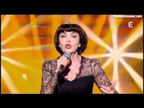 Mireille Mathieu / Une vie d'Amour