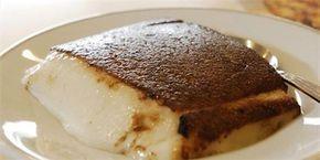 Μια πανεύκολη συνταγή από τη Μικρά Ασία, για ένα υπέροχο Ανατολίτικο γλύκισμα. Καζάν Ντιπί με λίγα υλικά, για εσάς και τους καλεσμένους σας, για την απόλυτη γλυκιά απόλαυση. Υλικά1 1/2 λίτρο γάλα 2 1/2 φλ. τσαγιού ζάχαρη άχνη + 1/4 φλ. επιπλέον 2 φλ. τσαγιού ρυζάλευρο 2 καψουλίτσες βανίλια 4