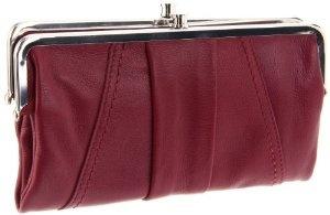 #Wallet for mother's day gift ideas  HOBO Lauren Double Frame Clutch Wallet  $138.00 - $169.50