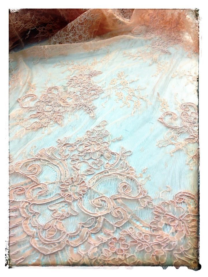 Ebroidered lace, chic dress lace, haute couture, bridal lace, wedding, Sanmartin, fabrics
