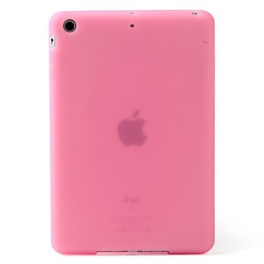 Silica Gel Soft Case Back Cover for 7.9-inch iPad Mini