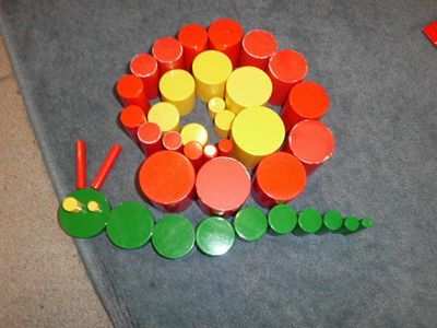 Fun knobless cylinder design