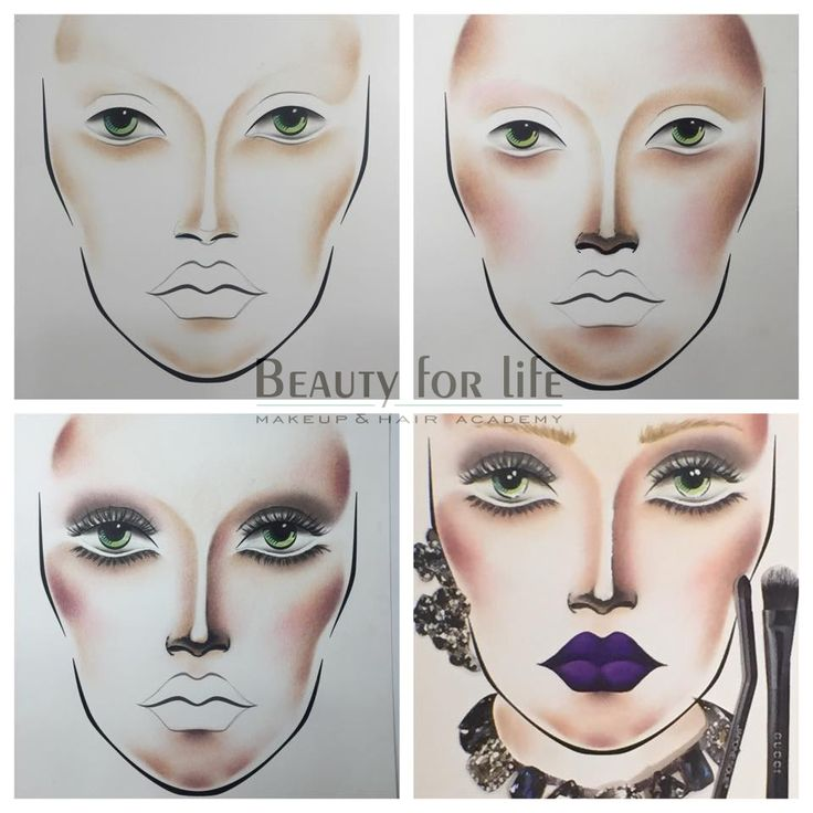 Face-Chart Course is all about creativity and inspiration! MUA:Sandu Iuliana #sanduiuliana #makeupartist #facehcart #beautyforlife #academy