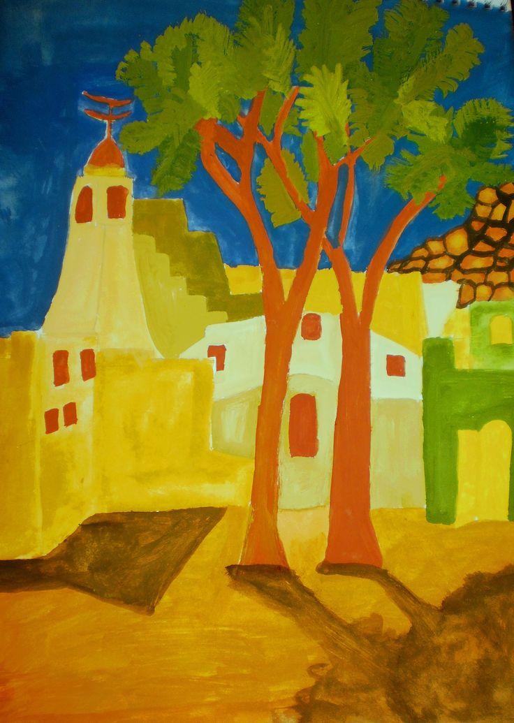 Αραβικό τοπίο