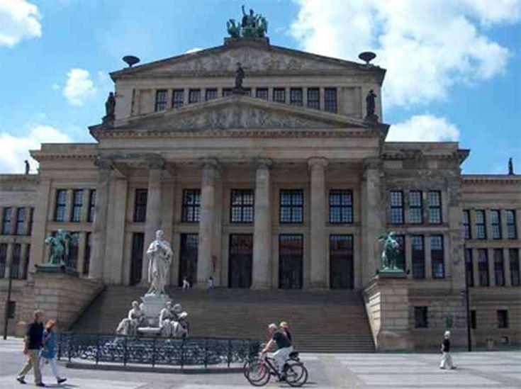 Vienna Konzerthaus in Vienna