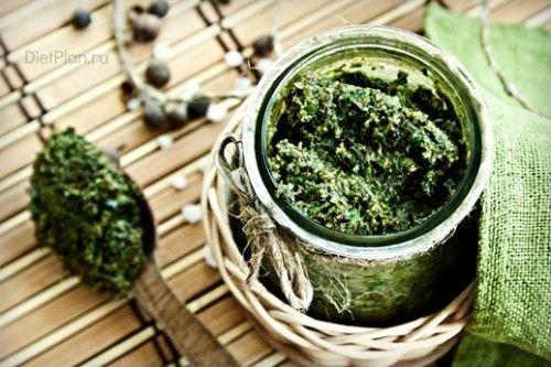 Итальянский соус – песто | Диетические низкокалорийные рецепты - блюда правильного питания на Dietplan.ru