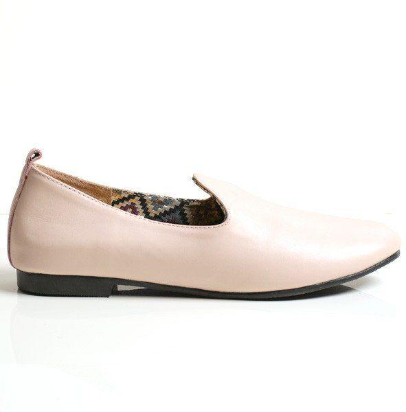 Radical Yes 'Dharma' Manstyle slipper - Soft Pink
