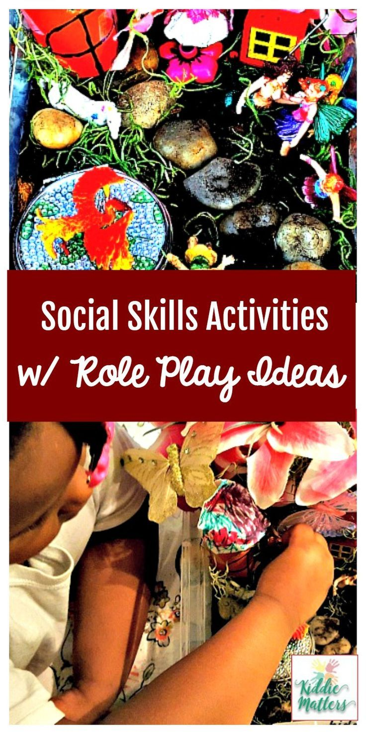 Social skills activities are a fun way for kids to learn and practice social skills such as taking turns, giving compliments, resolving conflicts and more!