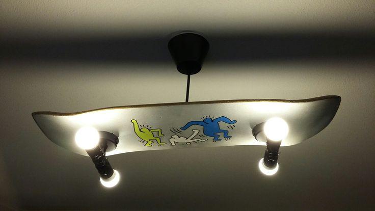 Skeittilautalamppu