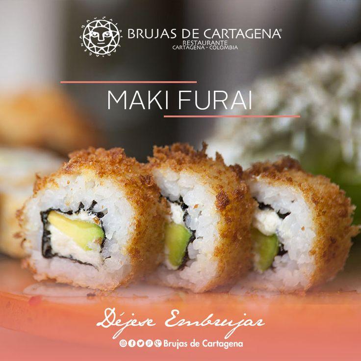 Maki Furay, Nikkei en Brujas de Cartagena  Cartagena, Colombia