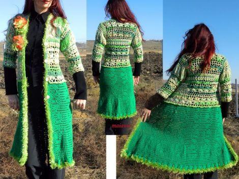 women fashion spring handmade