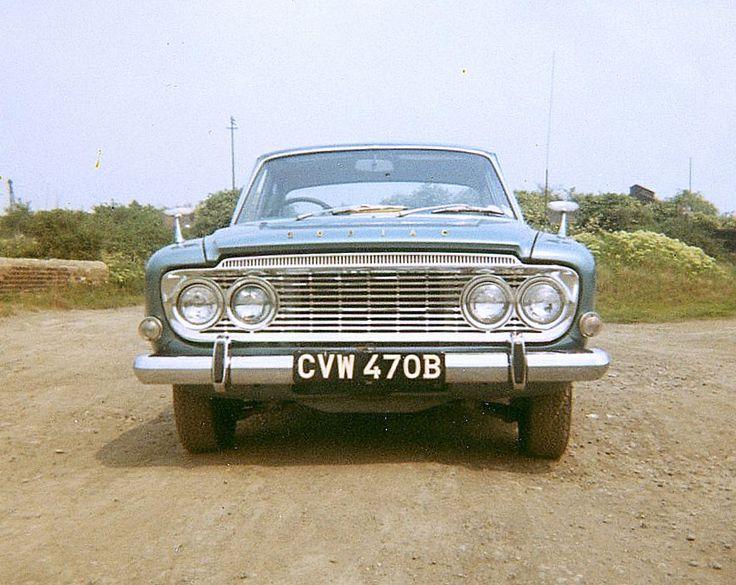 CVW 470B Ford Zodiac Executive Mk 3