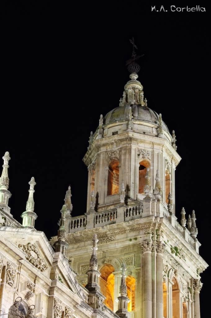 Campanario Catedral de Jaén.