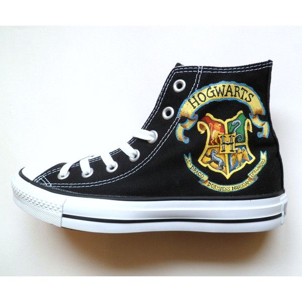 Harry Potter inspired Converse