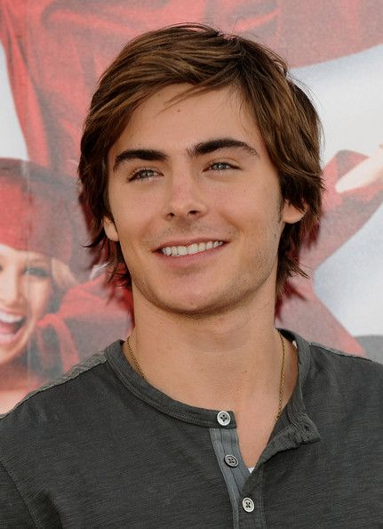 Zac Efron - High School Musical 3: Senior Year - Madrid Photocall
