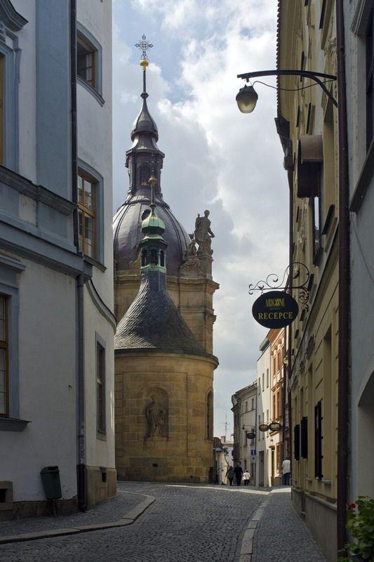 Olomouc , Czech Republic ( photo of Igor Kulchytskyj )  , from Iryna