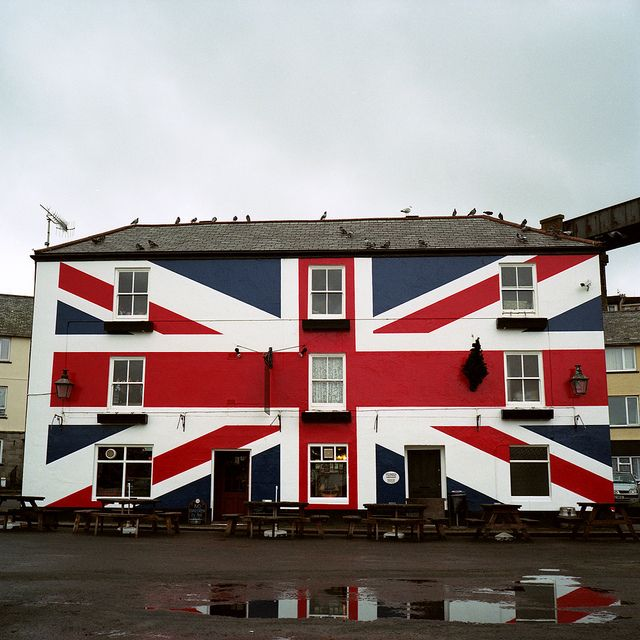 Union Inn.  Saltash Passage, Cornwall