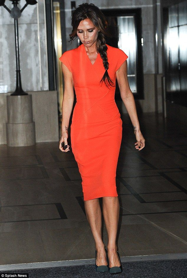 10 Best Images About Victoria Beckham Style On Pinterest