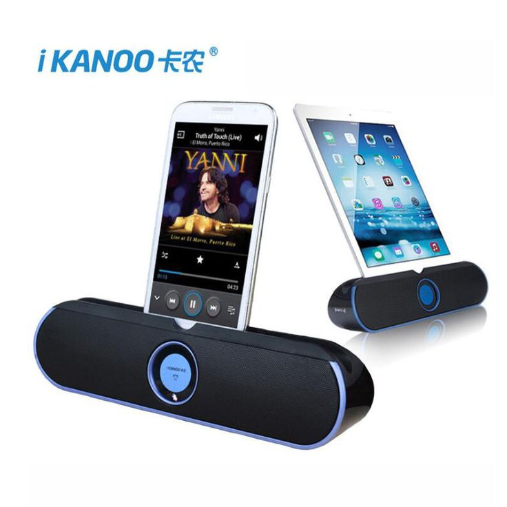 Find More Speakers Information about iKANOO I806 Wireless Bluetooth Speaker NFC Multi function Super Stereo Music Player With MIC Portable speaker For phone&PC,High Quality speaker stuff,China speaker wireless Suppliers, Cheap speaker terminal from BTL Store on Aliexpress.com