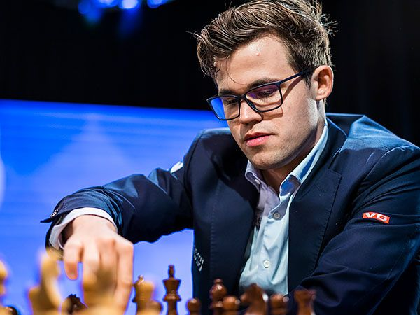 Magnus Carlsen..... the best!!
