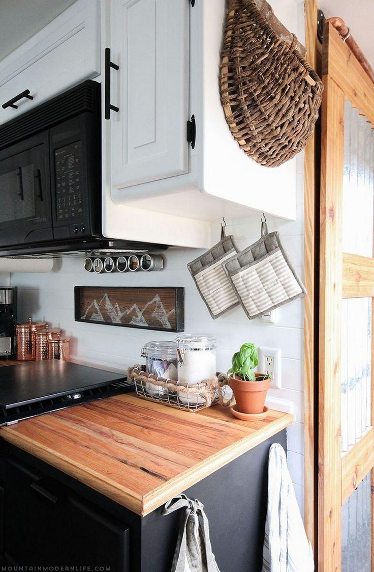 rv hacks remodel and renovation 99 hybrid camper travel trailer ideas