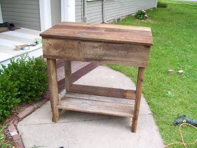 Love this kitchen island made from old barn wood    Rustic Kitchen  TablesRustic. 25  best Rustic kitchen tables ideas on Pinterest   Diy dinning