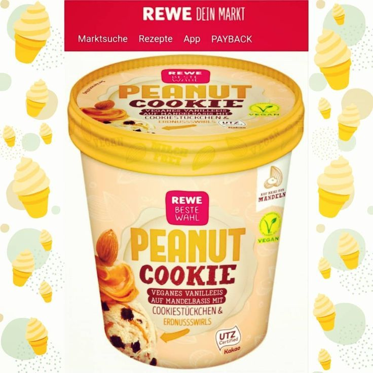 [Werbung da Markennennung]  Wir dürfen testen und zwar ein veganes Eis von REWE… – Anteplis