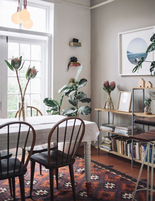 dining room inspiration | plants