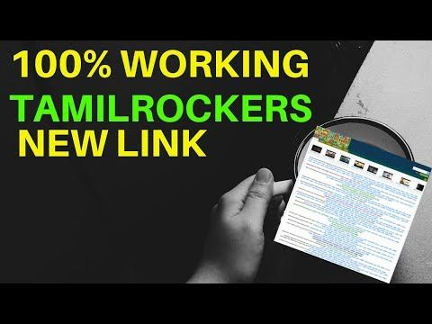 Tamilrockers New Link & Latest URL: 100% Working Proxies (Updated on