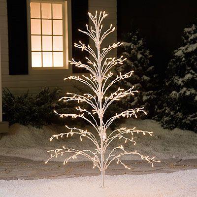 christmas cascade stick tree at big lots - Big Lots Christmas Trees